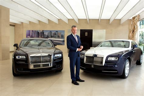 rolls royce dealership rolls royce sold more than 4 000 cars in a year for the