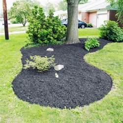 mulching garden beds ames
