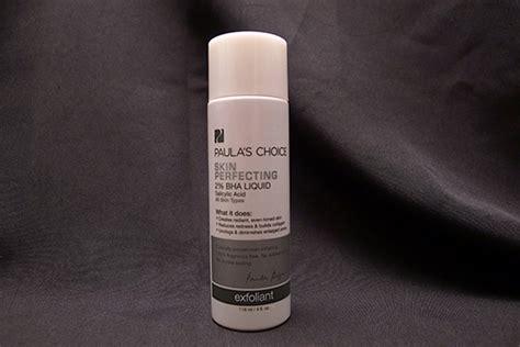 Skin Perfecting 2 Bha Liquid Exfoliant Sachet paula s choice 2 skin perfecting bha liquid exfoliant review skin tonics a skincare
