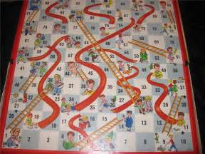 Chutes And Ladders Template by Bible Crafts For August 2012