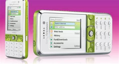 Sony Launch The W580 by Leaked Info On Sony Ericsson K660i