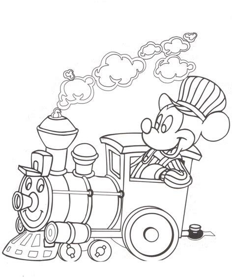 walt disney railroad mickey mouse disneyland walt