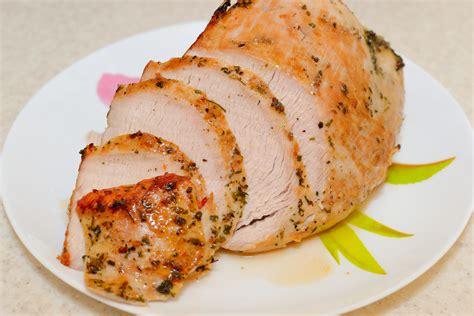 frozen turkey hot oil 3 ways to cook boneless turkey breast wikihow
