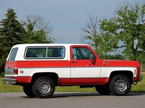 Chevy K5 Blazer by K5 Chevy Blazer 1979 Chevrolet K5 Blazer 1978 79