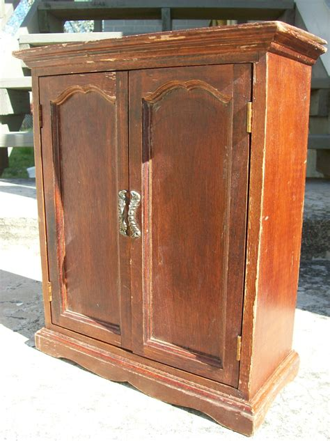 Cedar Armoire Wardrobe by Miniature Cedar Wardrobe Armoire Collectors Weekly