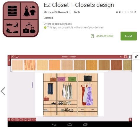 Closet App by 5 Apps For Closet Organization Design Some Really Work