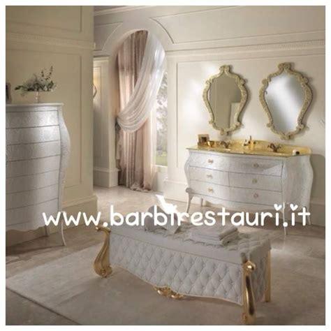 bagni stile barocco mobile stile barocco da bagno doppio lavabo a poggio