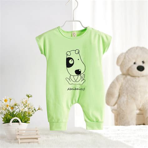 puppies in baby clothes מוצר 2016 newborn rompers toddler baby boy cat jumpers baby
