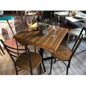 sillas y mesas para cafeteria mesas y sillas para restaurante en mercado libre m 233 xico
