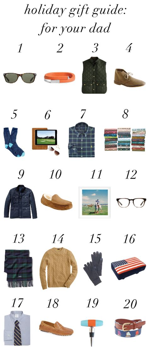 holiday gift guide for your dad design darling