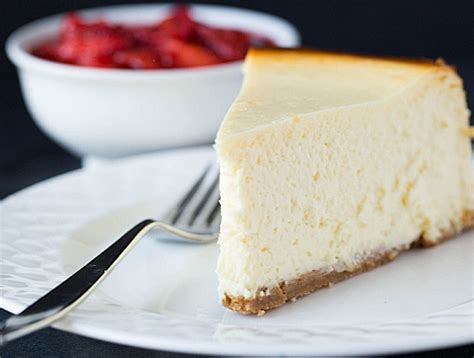 is ny style cheesecake refrigerated new york style cheesecake recipe by foodpassion