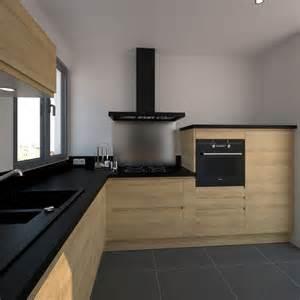 des cuisines modernes en bois le retour euphrozine