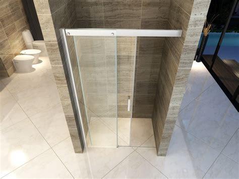 cristallo per doccia porta in cristallo per doccia a nicchia chiusura soft
