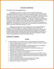 study template apa 9 executive summary template apa format financial