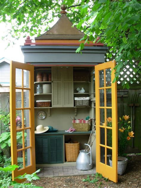 27 best small storage shed projects ideas and designs