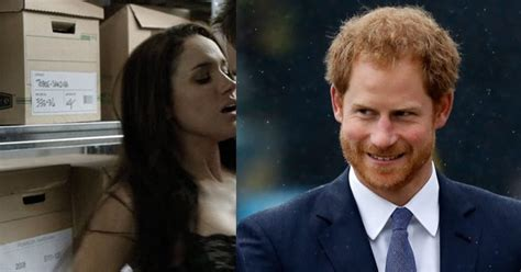 prince harry s girl friend prince harry s potential girlfriend spotted on pornhub