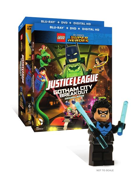 Lego Graphic 14 batman takes a vacation lego dc comics heroes
