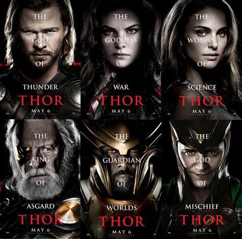 film thor actors movie library thor 2011