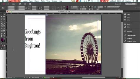 indesign s colour theme tool adobe indesign color theme tool tutorial youtube