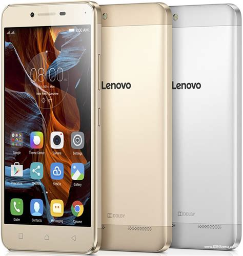 Hp Lenovo K5 Plus Lenovo Vibe K5 Plus Pictures Official Photos