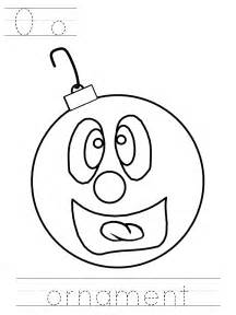 ornament coloring page ornaments coloring pages