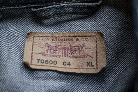 T Shirt Levis Tag Usa how to determine production date of vintage levi s denim