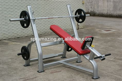 different types of bench press machines ama 8832 professional strength training equipment decline bench press gym machine