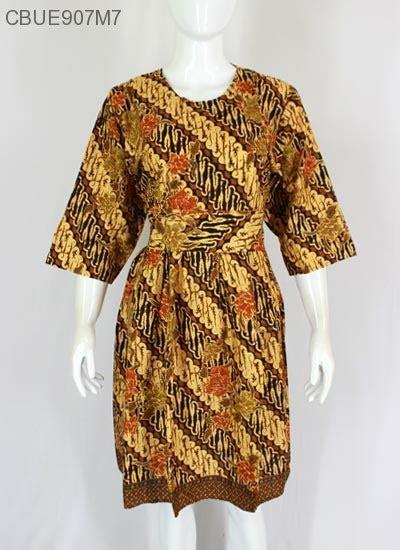 Gamis Obi Motif Unik dress batik obi motif klasik dress murah batikunik