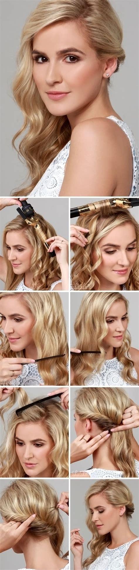 Easy Wedding Guest Hairstyles For Medium Hair by Best 25 Wedding Guest Hairstyles Ideas On