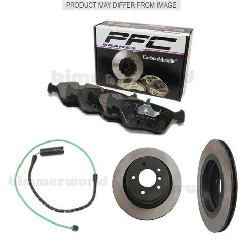 bmw 330ci brake pads e46 330i 330xi 330ci front brake service kit stage i