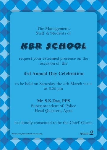 annual function invitation card template 9 impressive school annual day invitation templates