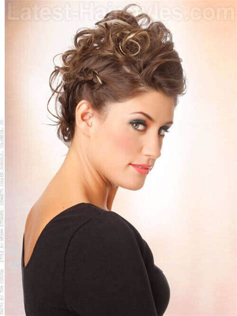 updos with height the sexiest messy updos you ll see all day