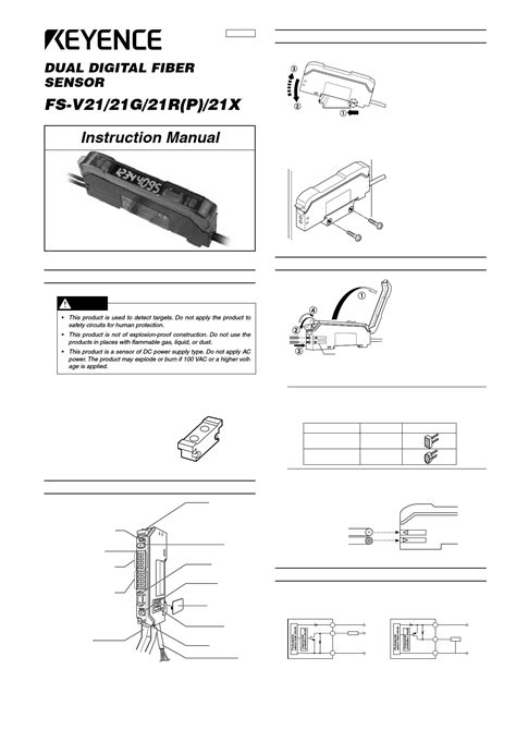 keyence wiring diagram wiring diagrams schematics