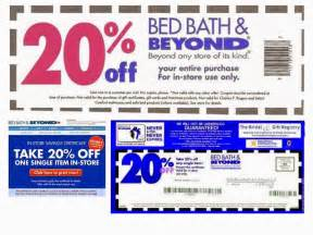 free printable coupons bed bath and beyond coupons
