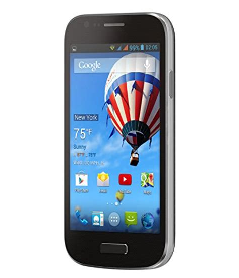 rca cell phone rca m1 unlocked cell phone dual sim 5mp android 4 4 1 3ghz black electronics