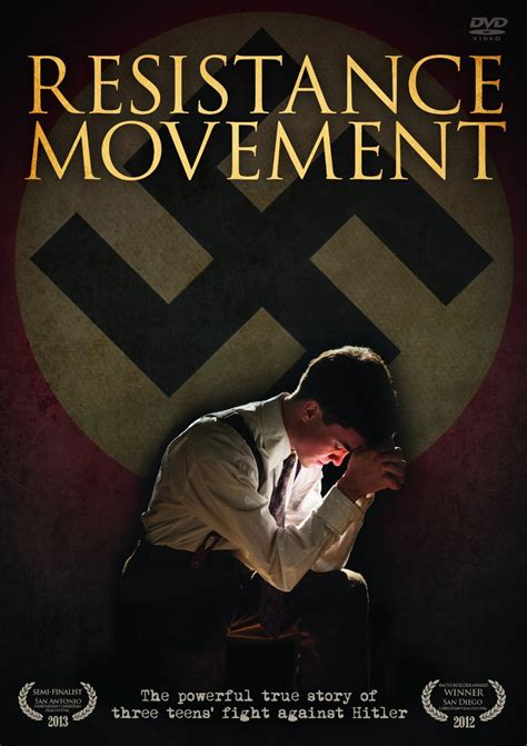 film semi nazi resistance movement on dvd blue banner media