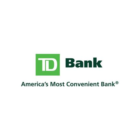 td bank services td bank