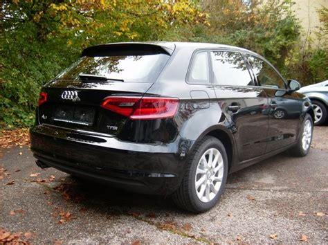 Audi A3 Sportback Schwarz by Audi A3 Sportback Schwarz