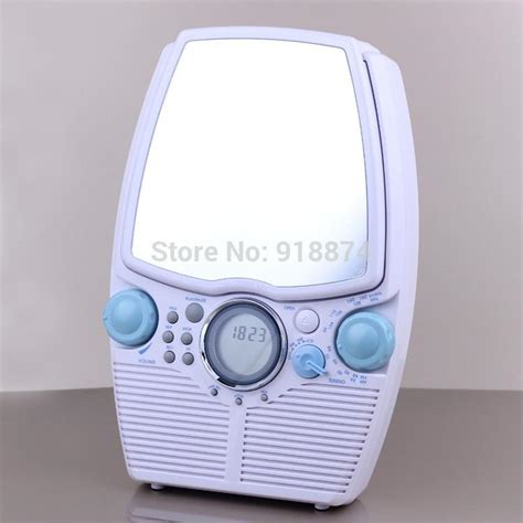 bathroom radio cd player wholesale portable cd player bathroom waterproof radio