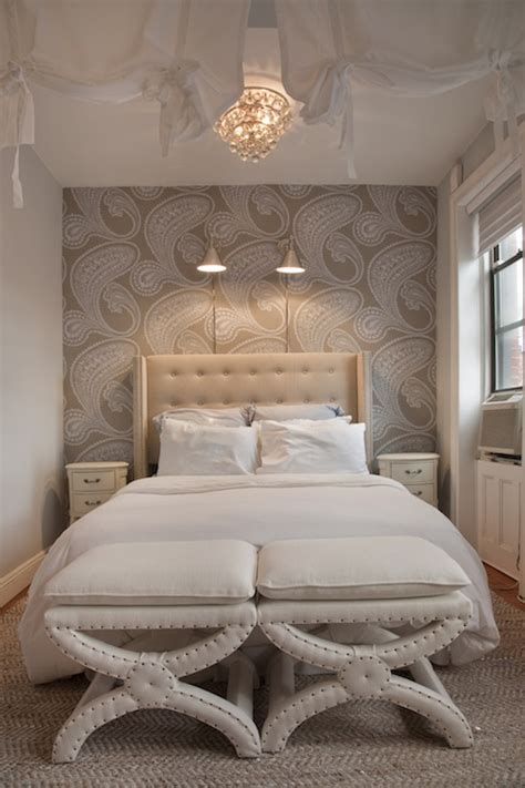 wallpaper grey bedroom gray damask wallpaper transitional bedroom benjamin