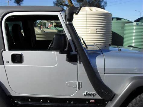 Jeep Tj Snorkel Kit Jeep Snorkels Snorkel Kits For 4x4 Suv And 4wd Road