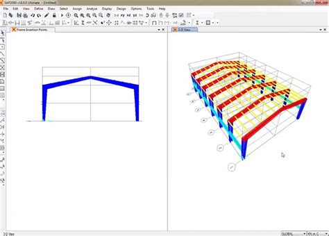 sap2000 section designer طراحی مقطع منشوری سوله در نرم افزار sap2000 civily