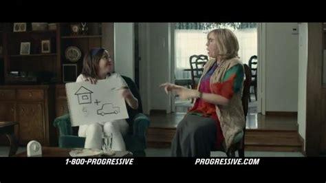 actor in progressive game show commercial progressive tv commercial flo s family game night