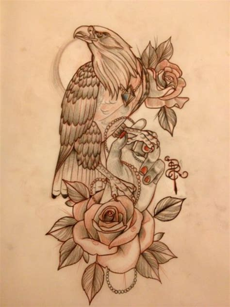 new school eagle tattoo designs 13 best new school tattoos eagle designs skull images on