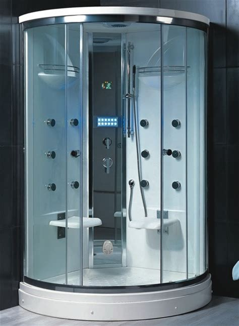 Bath With Shower Cubicle 1200x1200 steam massage shower enclosure for two hydra