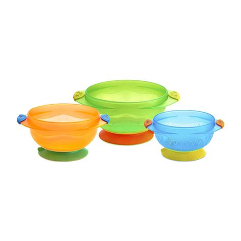 Terlaris Munchkin Stayput Suction Bowl munchkin stay put suction bowls the edit