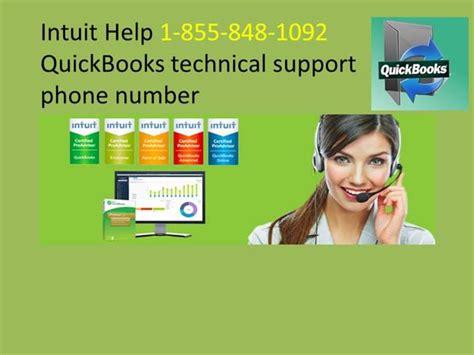 quickbooks support phone number authorstream