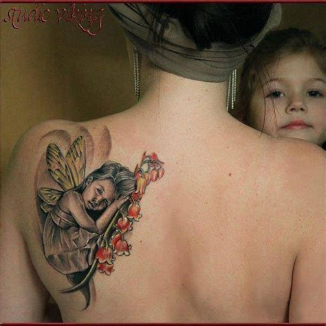 small angel tattoos on shoulder tattoos and designs page 16