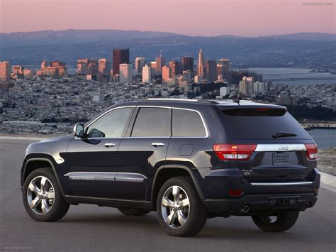 Jeep Grand 04 Jeep Grand 2011 Car Image 04 Of 30