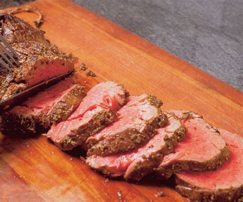 perfect roast beef tenderloin roasted beef tenderloin recipe dishmaps